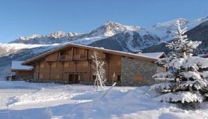 Apartment Hameau Des Glaciers