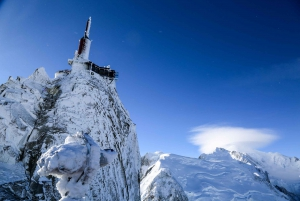 Chamonix and Paragliding Tour