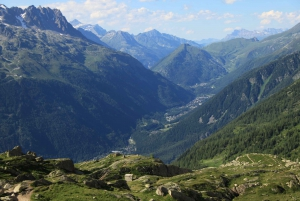 Chamonix: Full-Day Cable Car and Train Tour from Geneva