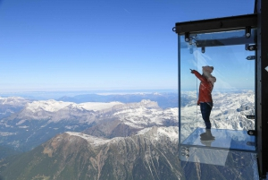 Chamonix Mont-Blanc and Annecy Sightseeing Trip