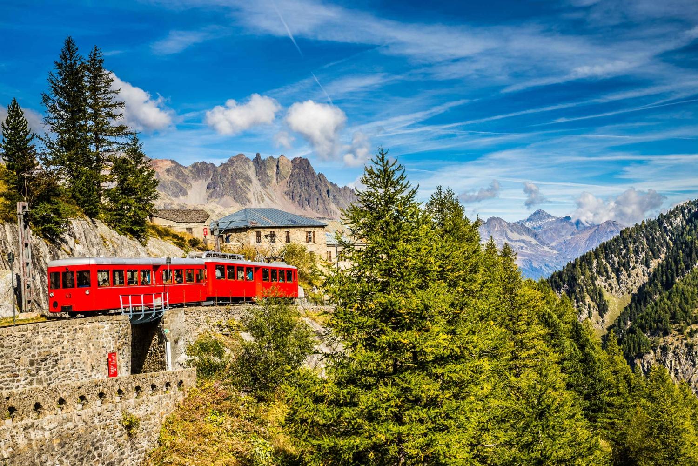 Chamonix Mont-Blanc Day Trip from Geneva