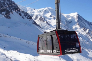 Chamonix Mont-Blanc Private Guided Tour
