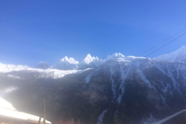 Chamonix Sightseeing Tour