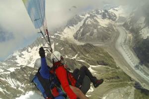Chamonix: Tandem Paragliding Flight