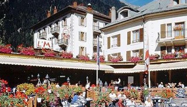 Croix Blanche, Hotel