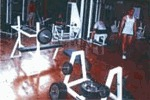 Fitness and Gym du centre sportif Richard Bozon