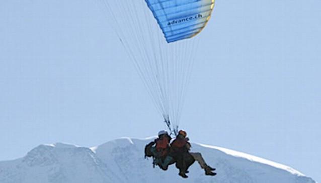 Fly Chamonix