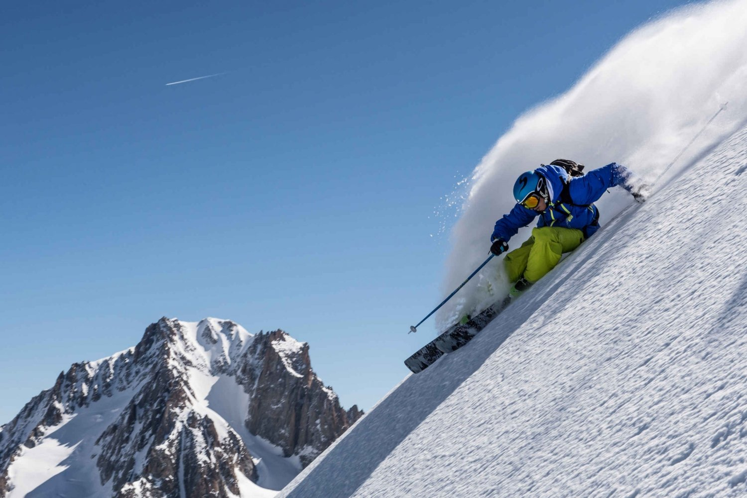 From Geneva: Chamonix Full-Day Ski Trip