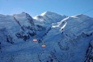 From Geneva: Chamonix-Mont-Blanc Excursion
