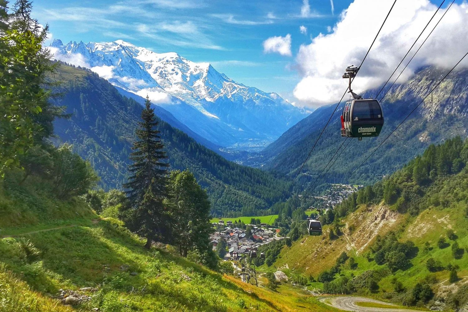 From Geneva: Guided Day Trip to Chamonix and Mont-Blanc
