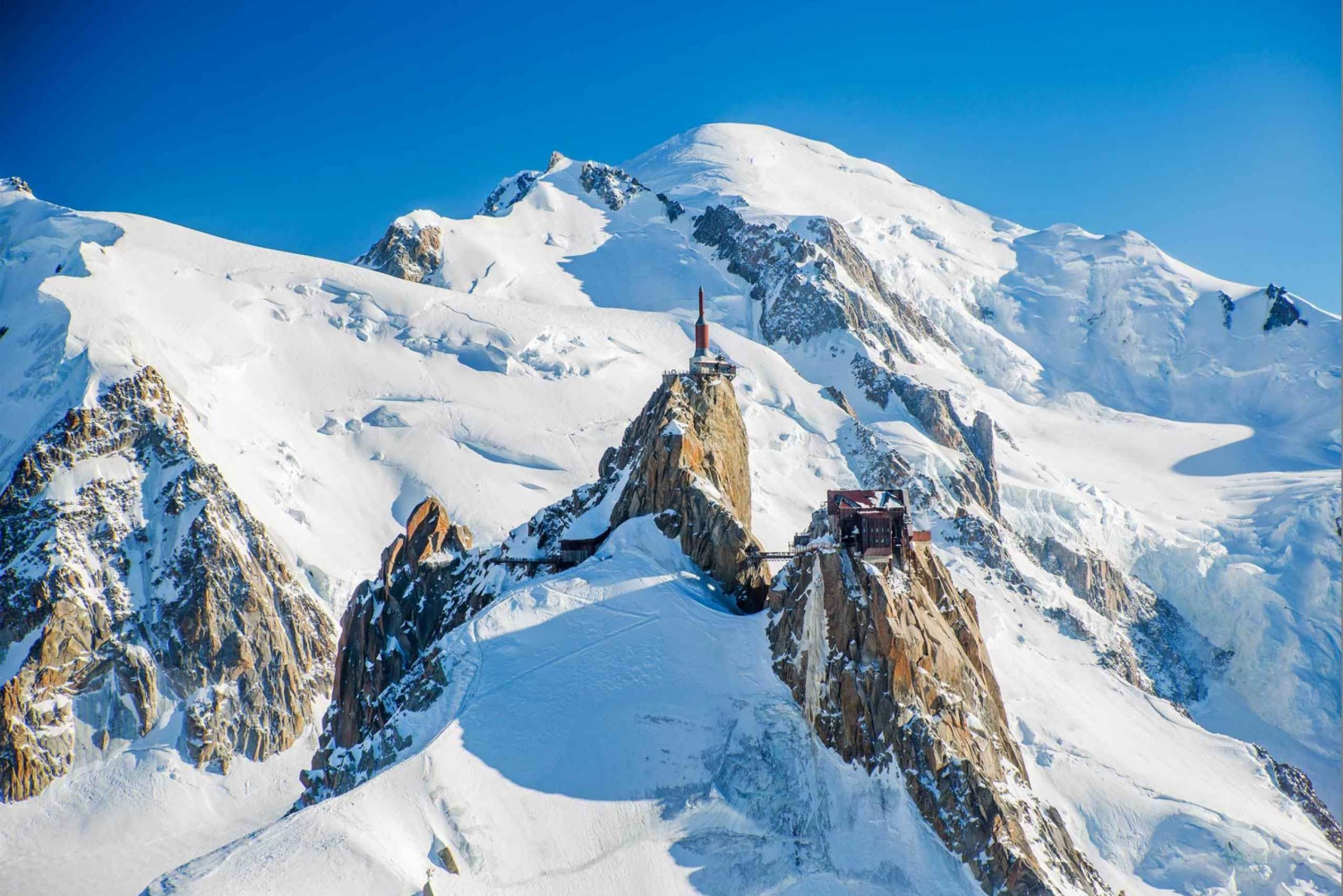 From Geneva: Private Chamonix-Mont-Blanc Day Trip