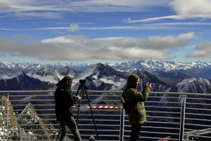 From Milan: Monte Bianco and Courmayeur Day Trip