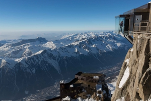 Full-Day Cable Car and Train Tour from Geneva