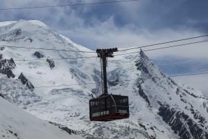 Geneva: Independent Full-Day Trip to Chamonix and Mont-Blanc