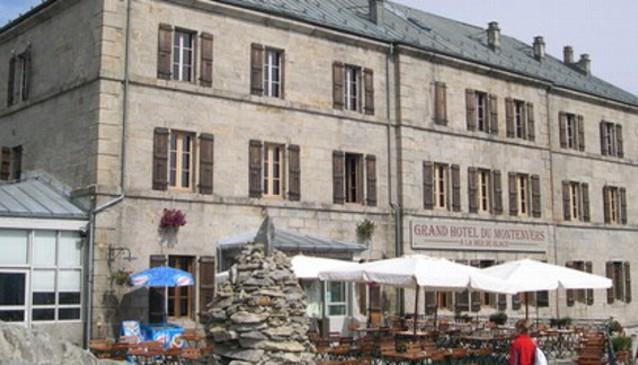 Grand Hotel Montenvers