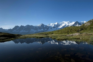 Hike with Views of Mont Blanc