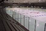 Ice Skating Rink du centre sportif Richard Bozon