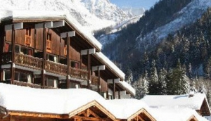 Les Grands Montets Hotels-Chalet de Tradition
