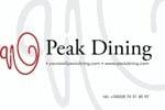 Peak Dining