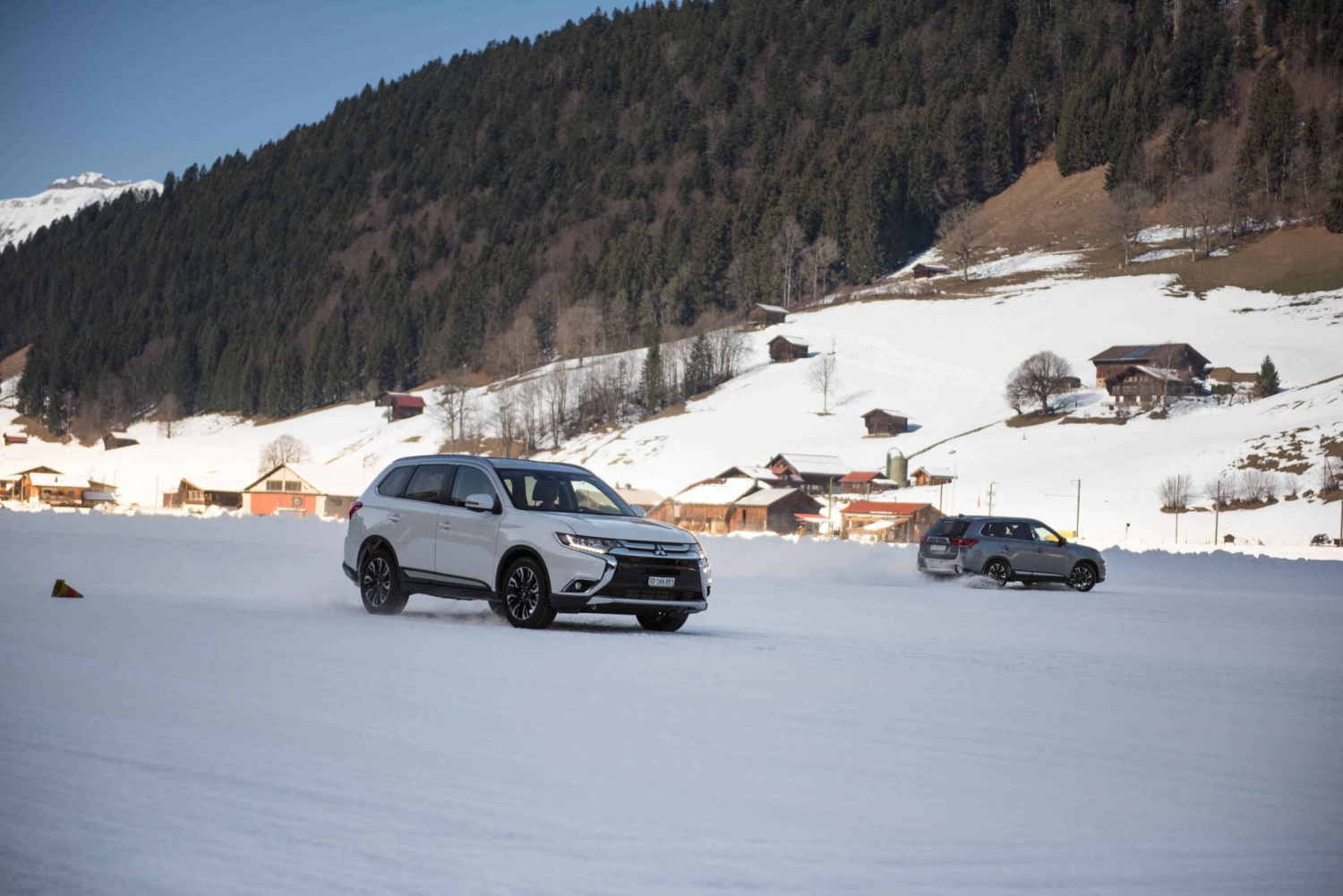 Private Transfer From Geneva Airport to Chamonix
