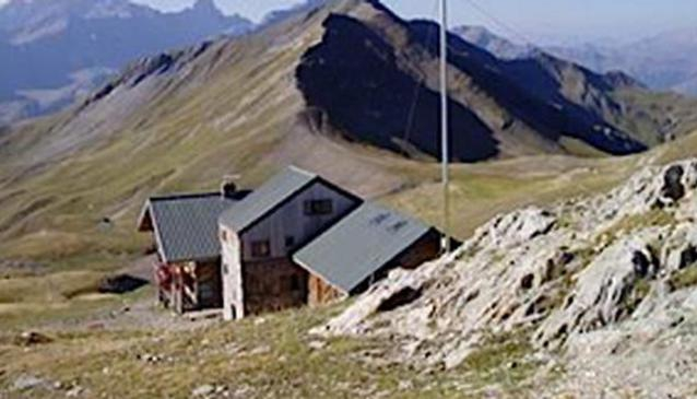 Refuge du Col de la Croix du Bonhomme