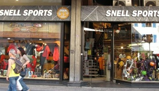 Snell Sports, Intersport