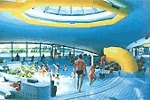 Swimming Pool du centre sportif Richard Bozon