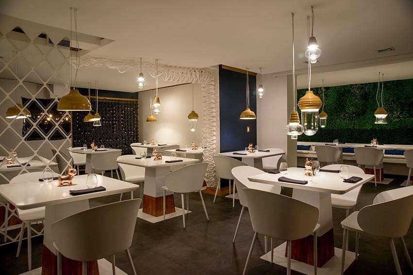 Top 10 restaurants in Santiago de Chile