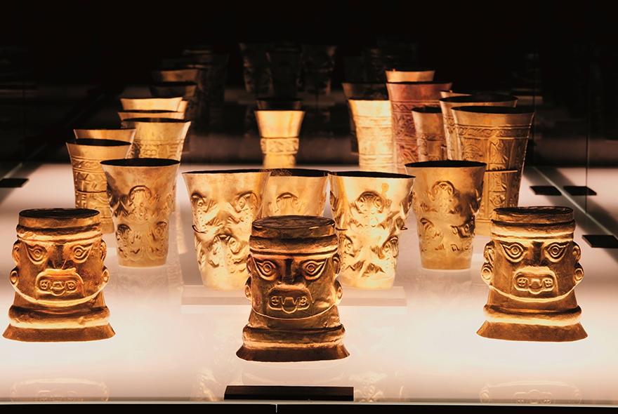 Andean Museum - Santa Rita Winery