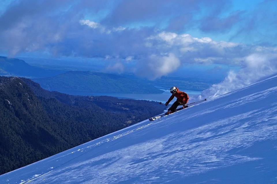 Antillanca Ski Center