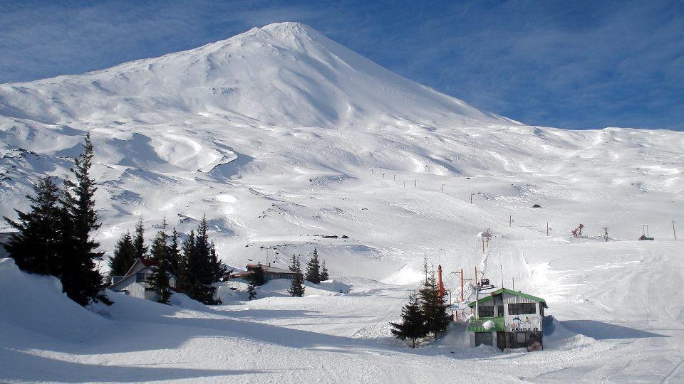 Antuco Ski Resort
