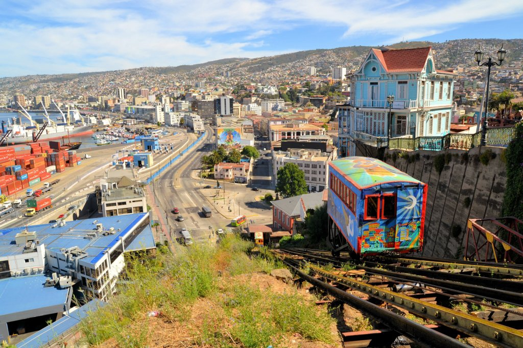 Things do and visit in Valparaiso