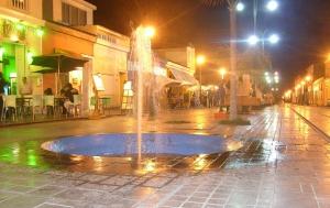 Baquedano Walk
