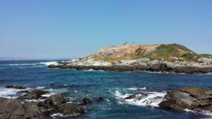 Cachagua Island
