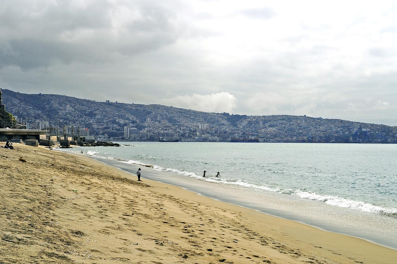 Caleta Portales Beach