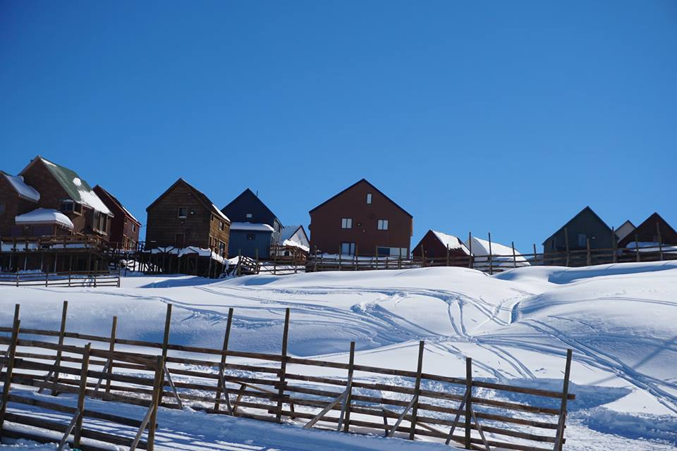 Chapa Verde Ski Resort In Chile My Guide Chile