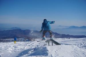 Chapa Verde Ski Resort