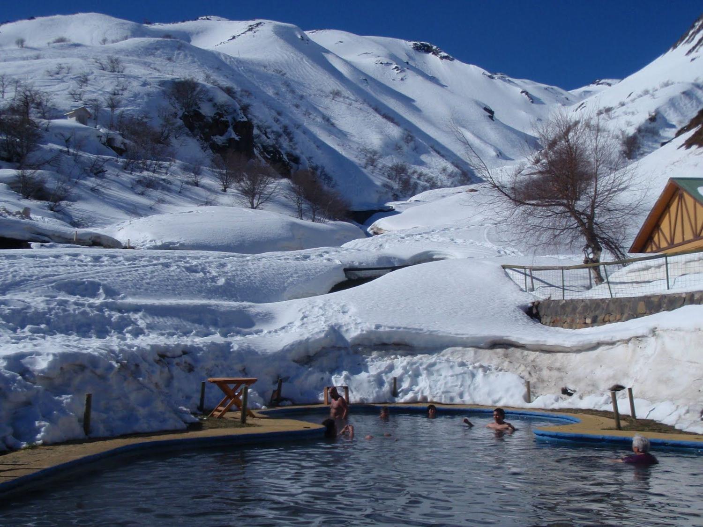 Chillan Hot Springs