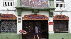 Cinzano Bar