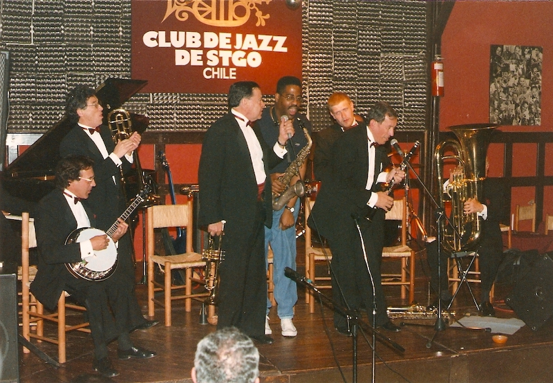 Club de Jazz of Santiago