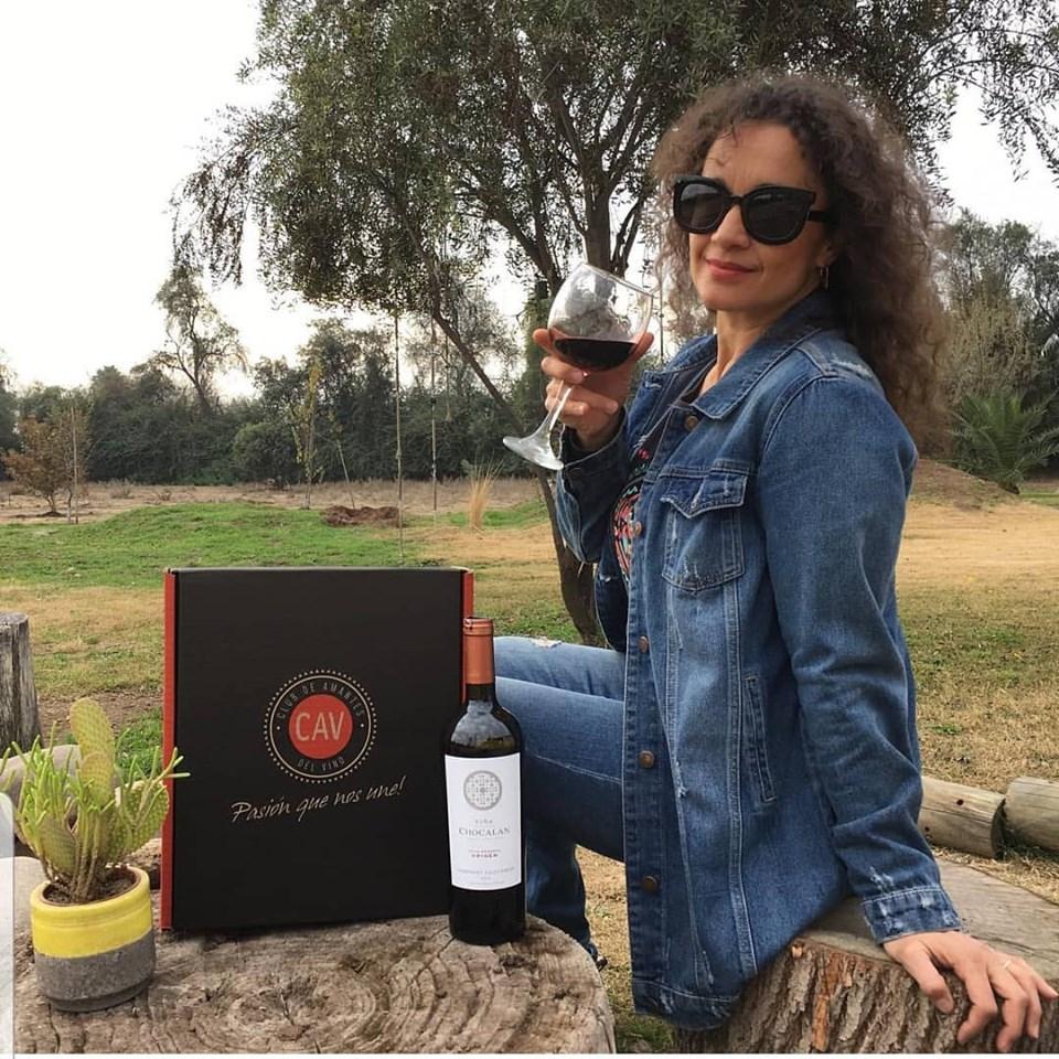 Club de los Amantes del Vino Chile
