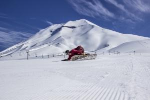 Corralco Ski Resort
