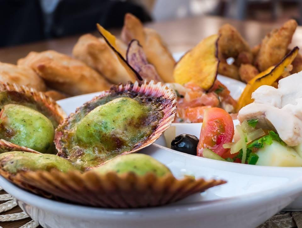 Best seafood restaurants in Santiago de Chile