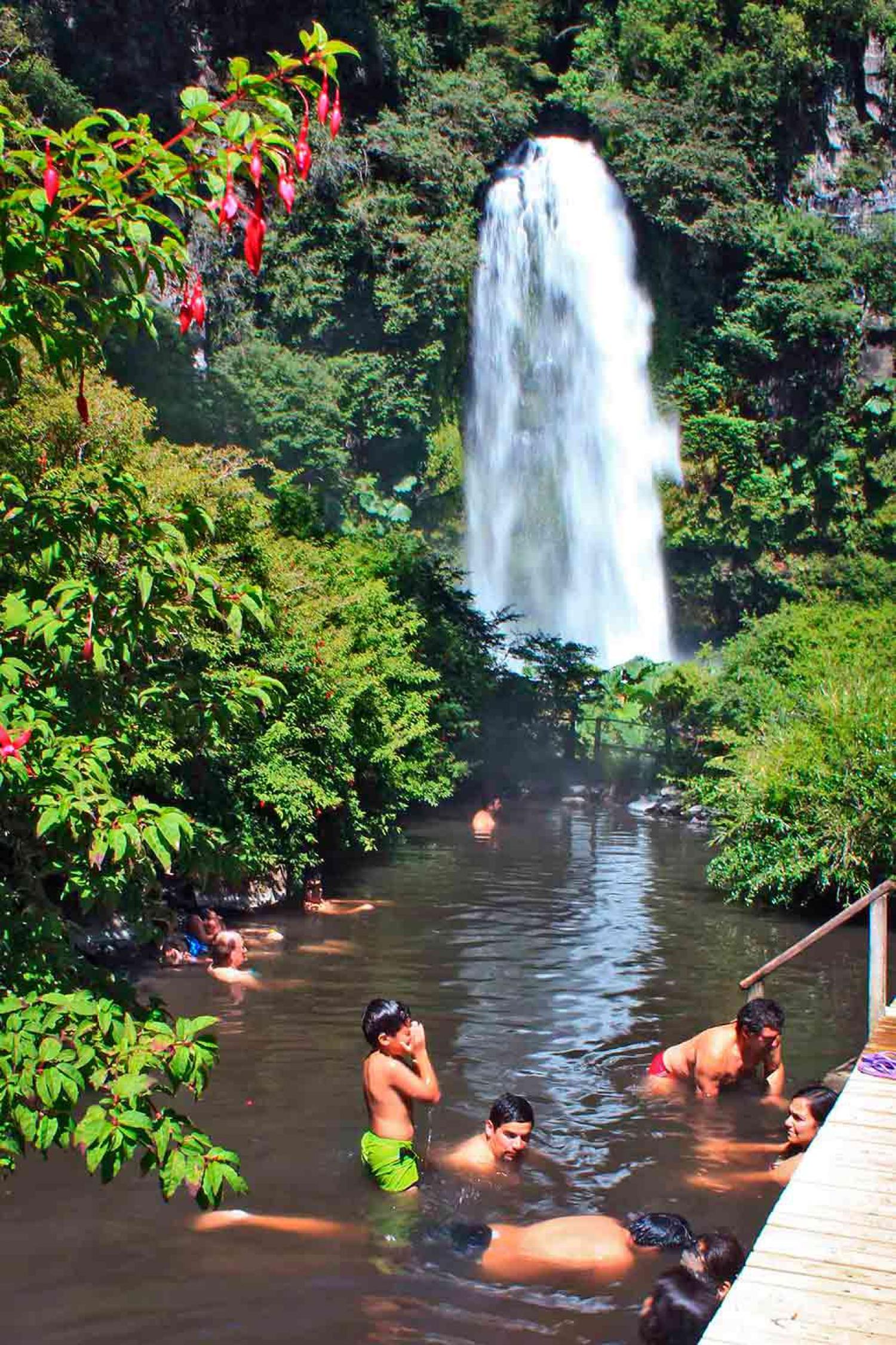 El Rincon Hot Springs