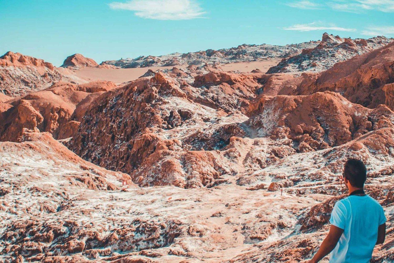 From Atacama: Valle de la Luna VIP Sunset Tour