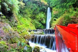 Geometric hot springs