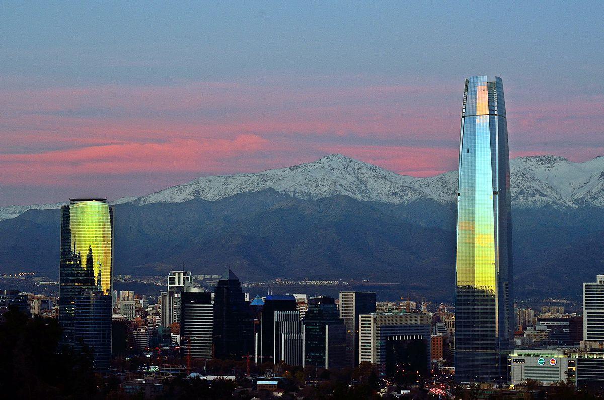 Great Santiago Tower