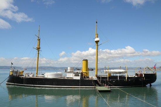 Huascar Battleship Museum