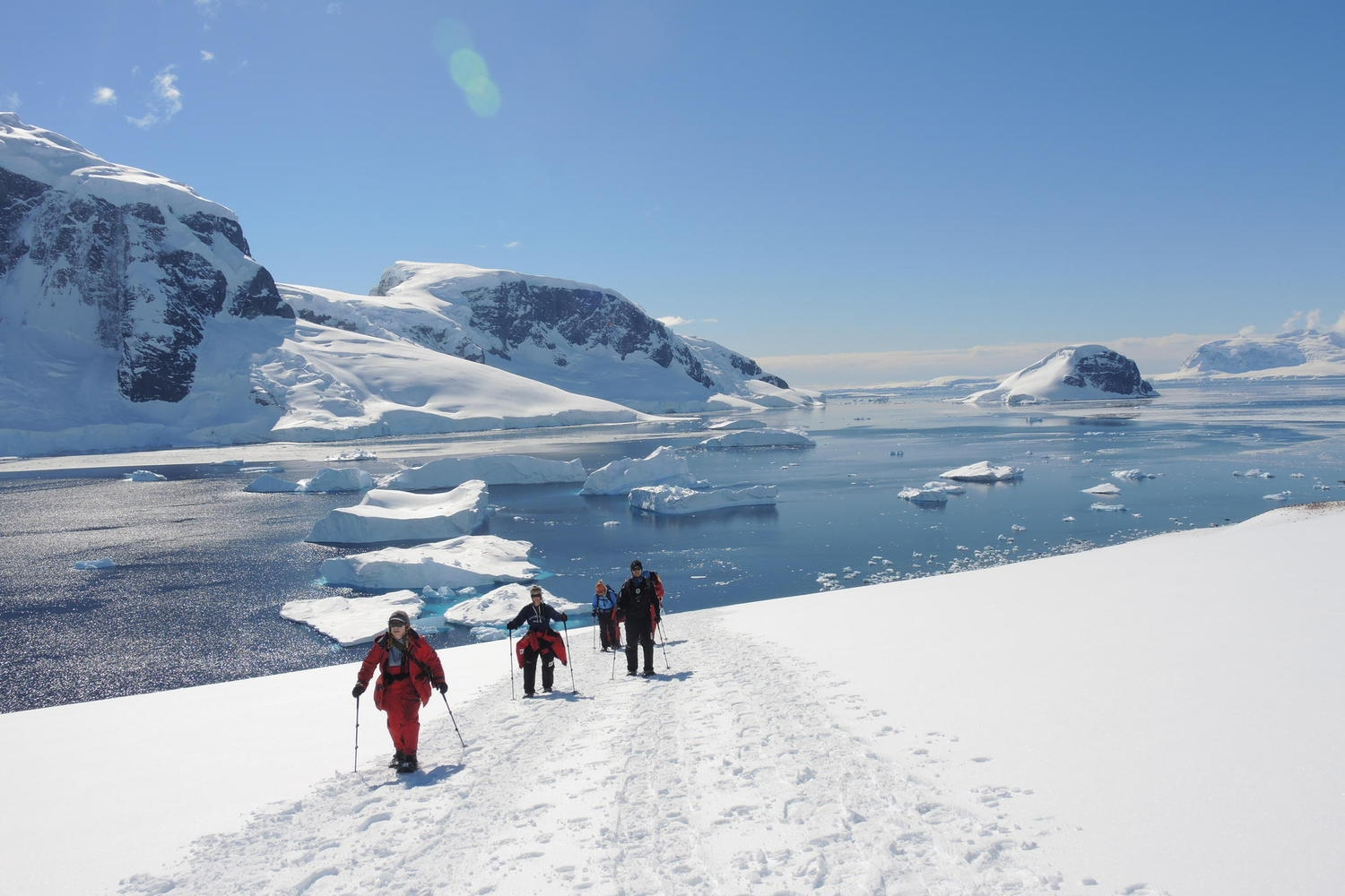 Adventure holiday in Chile