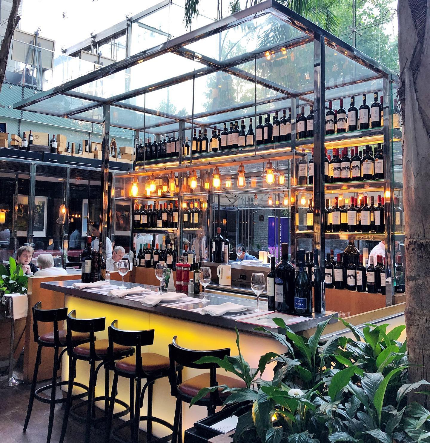 The best restaurants in Santiago de Chile